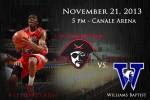 Williams Baptist Matchup